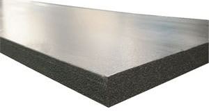 SilverGlo™ crawl space wall insulation available in Eden